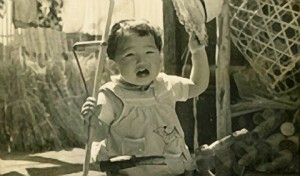 Kenichi Mouri at age one